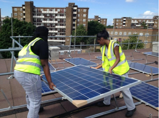 PV installers in Brixton, London